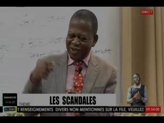 LES SCANDALES FR KAZADI WA KALENGA DIMANCHE 14 -06-2020 Partie 2