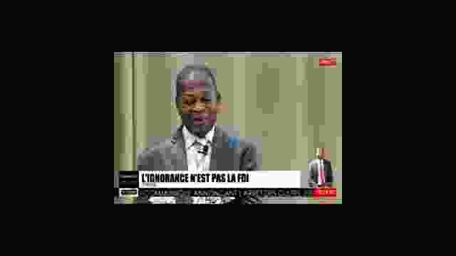 L'IGNORANCE N'EST PAS LAFOI FR KAZADI WA KALENGA DIMANCHE 05 -04-2020 Partie 2